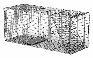 Safeguard� 51690 Front Release Cage Trap  51690